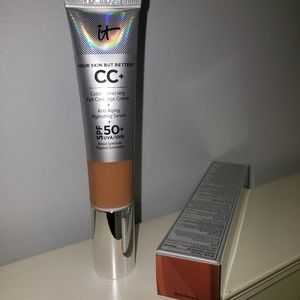 "It Cosmetics CC+ Cream ""Rich Honey"" BNIB!"